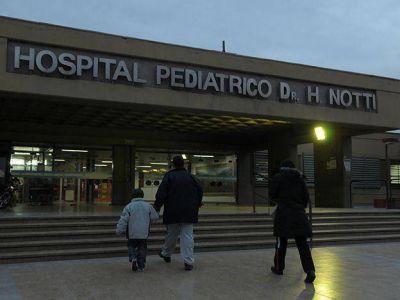 Ampros denunció que el Hospital Notti se queda sin 32 médicos por salarios adeudados desde noviembre