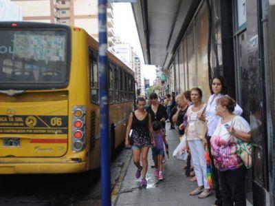 Los rosarinos critican la calidad del transporte urbano de pasajeros