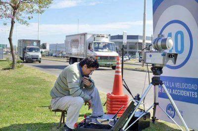 Crecen las multas a los santiagueños por radares no autorizados en su paso por otras provincias