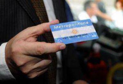 Ya es obligatorio el uso de la Tarjeta Metropolitana