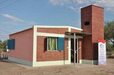 Entregan vivienda social en la localidad de Antilo