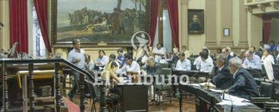 Diputados aprobó la intervención de El Bordo