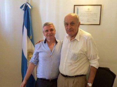 Alberto Asseff salió a bancar a Ernesto Matassa en Vicente López