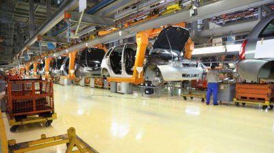 Las terminales automotrices registraron en enero la menor producción en seis años