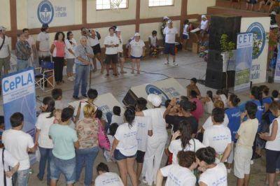 El intendente Fabián Ríos acompañó el Primer Encuentro Regional CePLA en Playa Arazaty