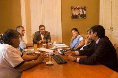 Jalil le pidió austeridad al CD y llamará a sesión extraordinaria