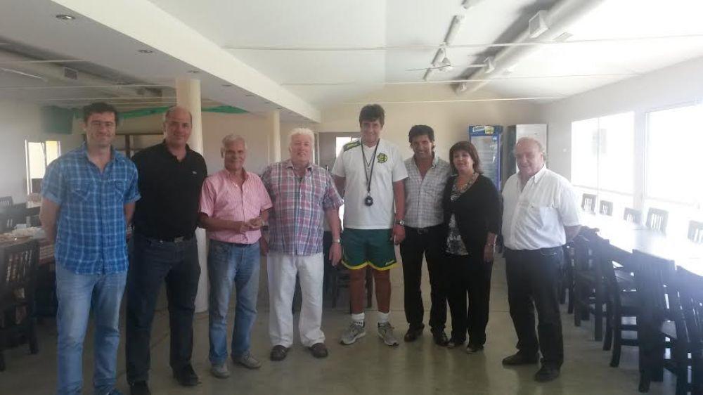 La Comisión de Deportes sesionó en el Club Aldosivi