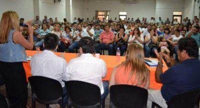 En el Sudoeste, que pide la «unidad de la UCR», Aída+Bruno suma apoyo