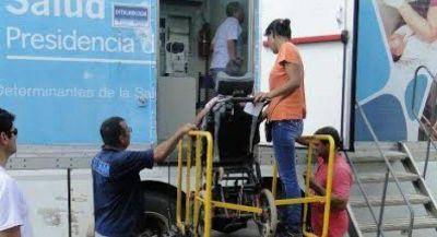Operativo sanitario integral: más de 27 mil personas atendidas
