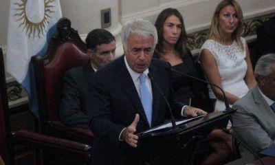 """Pereyra calificó de """"caradura y mentiroso"""" al gobernador De la Sota"""
