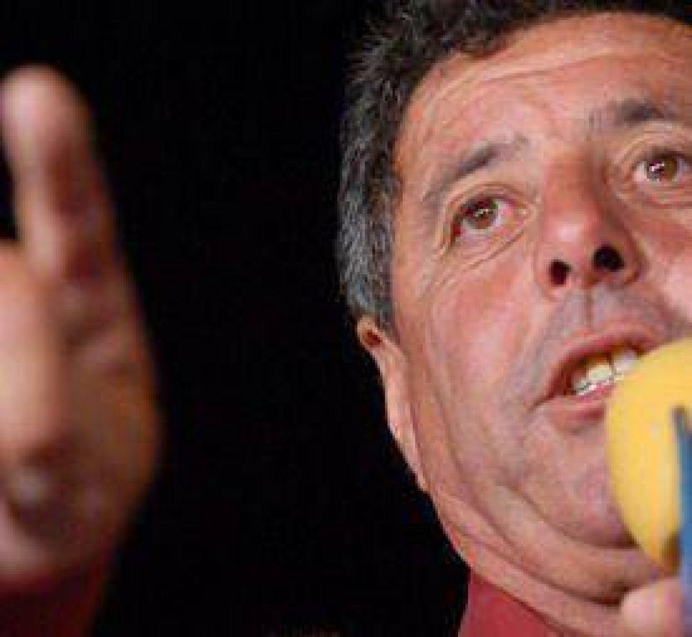 De Ángeli quiere ser Presidente de la Argentina