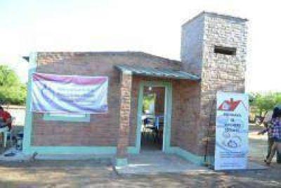 Inauguran vivienda social en Colonia El Simbolar