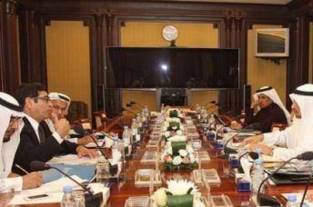 Argentina y Arabia Saudita buscan consolidar sus relaciones