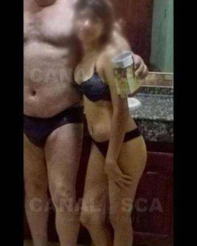 Escándalo en El Bordo: Mazzone también estaba en ropa interior