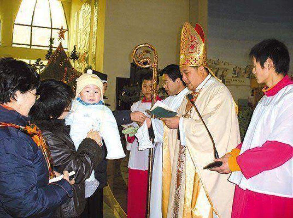 El obispo de Lanzhou: la paz entre China y la Iglesia es «un don del cielo»