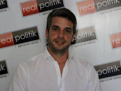 """Juan Ayerra: """"Cariglino lanza en abril su candidatura a gobernador"""""""