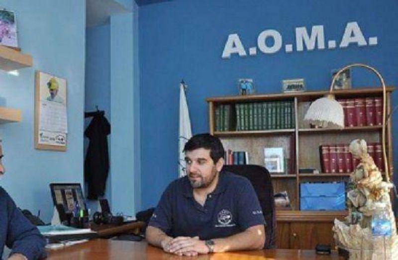 AOMA denuncia agresi�n por parte del gremio de Camioneros