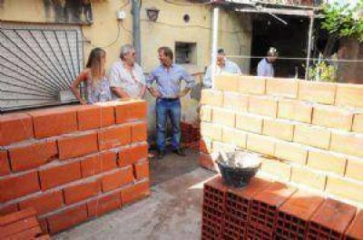 """El Municipio puso en marcha el Programa Nacional """"Mejor Vivir"""""""