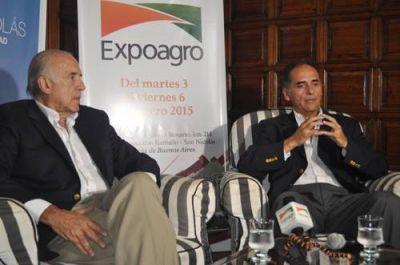 Dos conferencias para la presentación de Expoagro