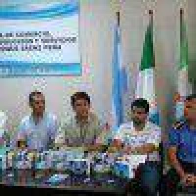 La provincia entregó botones Pulsar en Sáenz Peña