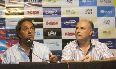 Contundente respaldo de Accastello a la candidatura presidencial de Scioli