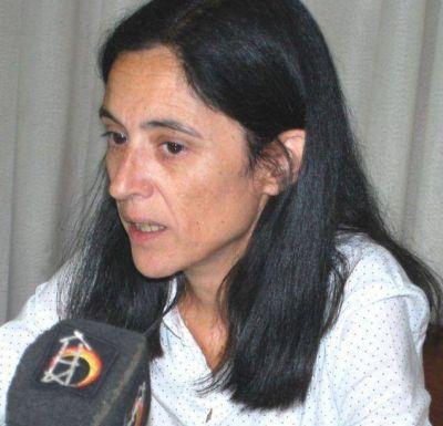 Borrego reclamó más resultados a la Policía de 25 de Mayo