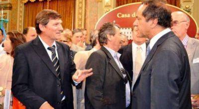 El sciolismo despliega armado en la sección que monopolizan Randazzo y Domínguez