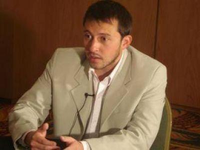Matías Assennato fue designado interventor de El Bordo