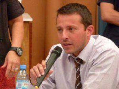 Matías Assennato asumirá como interventor de El Bordo