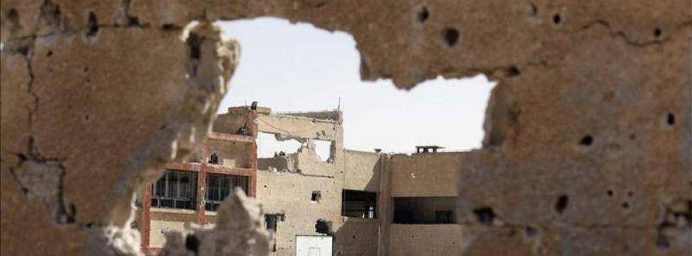 Siria: gobierno y rebeldes tiran bombas en iglesias y mezquitas