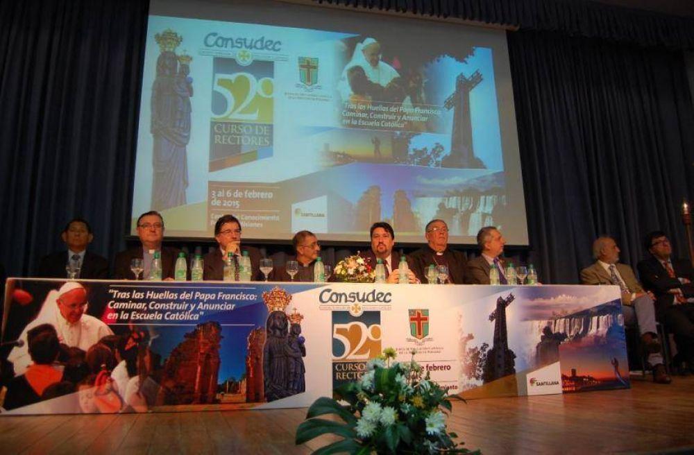 Evangelización y educación, en los debates del Consudec