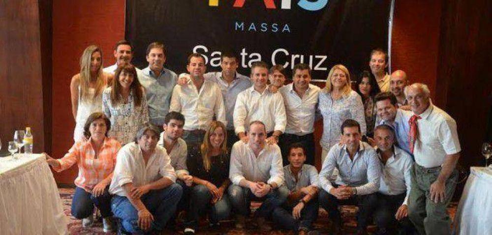 Gutiérrez participó de Encuentro Federal de dirigentes massistas en Santa Cruz