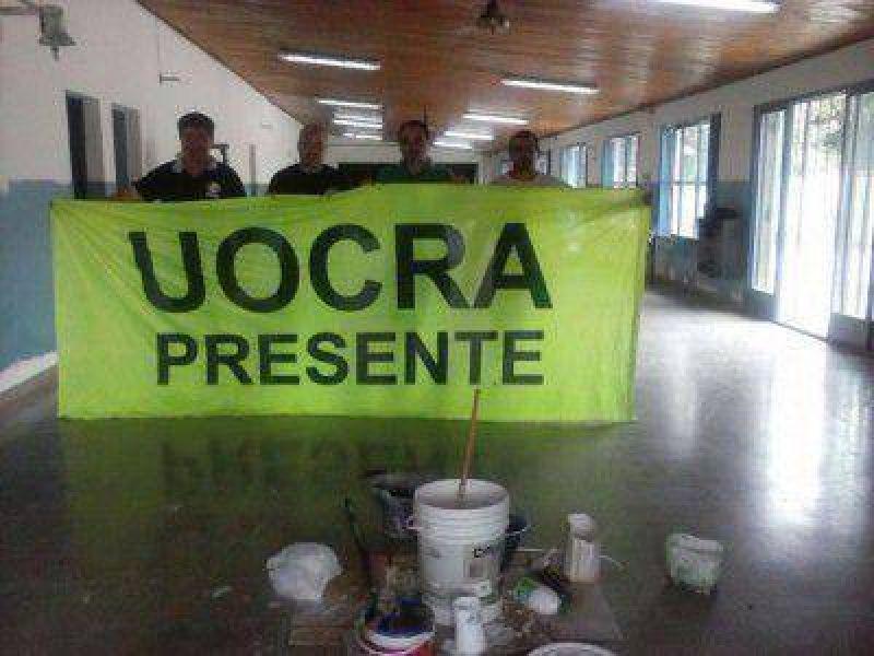 UOCRA Solidario no se detiene