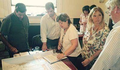 Mesa de trabajo para delinear acciones del Operativo Escuelas