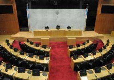 La Legislatura generó sólo siete proyectos de ley en enero