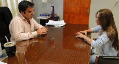 Parra Moreno y Gersel quieren que haya articulación entre poderes