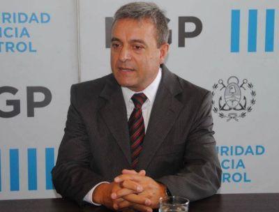 Fernando Telpuk será puesto en funciones hoy al frente de la Policía Local