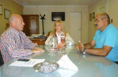 Boyadjian y referentes de la UCR manifestaron preocupación por la situación de la provincia