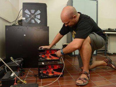 Mendoza cuenta con equipos de última tecnología para medir sismos