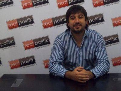 """Fernando Ponce: """"Mi idea es ser candidato a concejal en la lista de Julio Garro"""""""