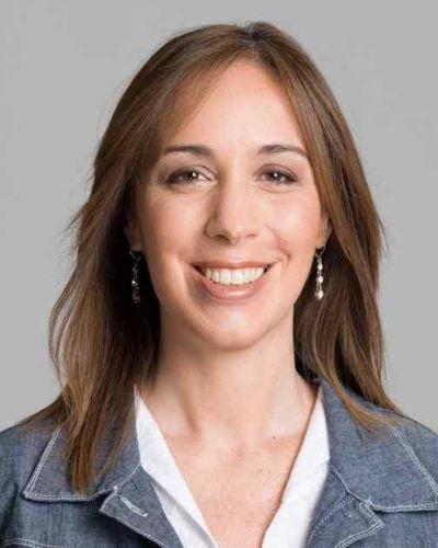 Mar�a Eugenia Vidal: primero el equipo, luego el candidato