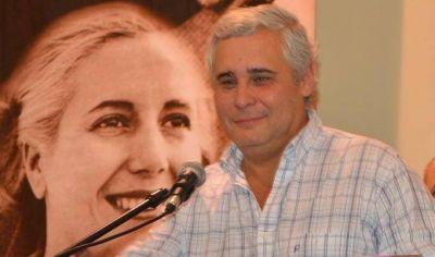 """Fabián Ríos: """"Hay esfuerzos para postergar las internas"""""""