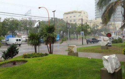 Suspendieron los Premios Carlos 2015 por una fuerte tormenta