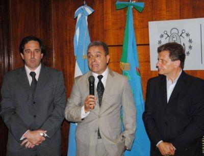 El Comisionado General Fernando Telpuk asumió como Jefe de la Policía Local