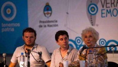 Nuevo Encuentro Mar del Plata junto a Estela de Carlotto