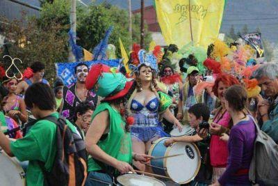 Bariloche ya comienza a vivir el carnaval 2015