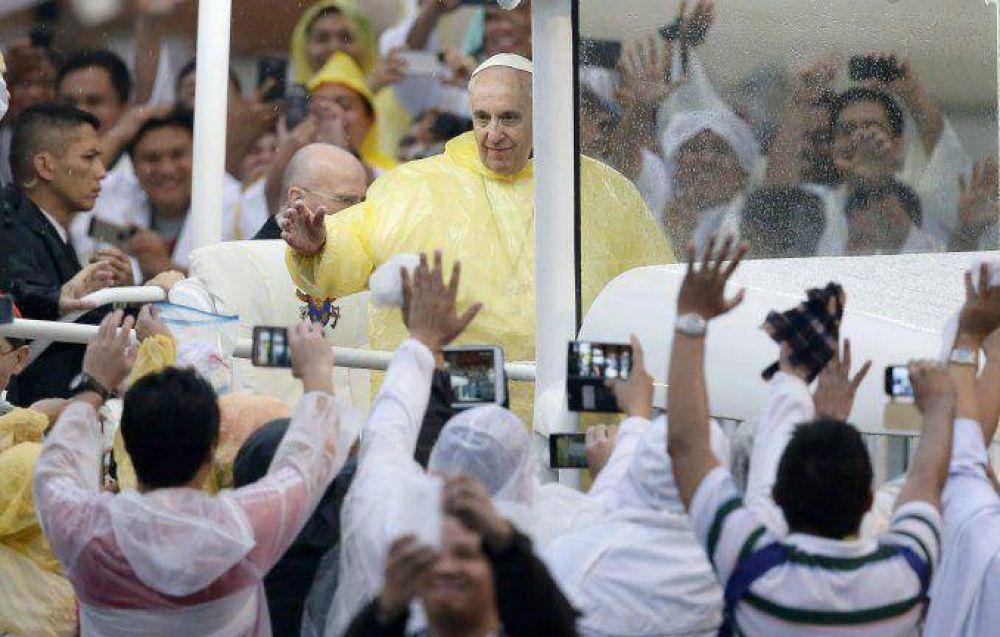 Al Qaeda planeó atentar contra el Papa en Filipinas