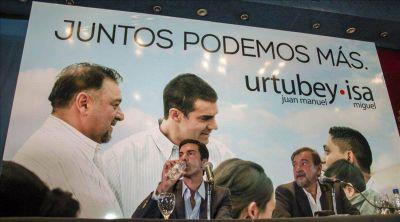 Fin del relato: Isa va con Urtubey y queda sin efecto un año de campaña