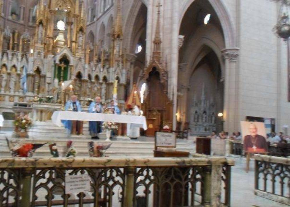 Homenaje en Luján por un nuevo aniversario de la muerte del cardenal Pironio