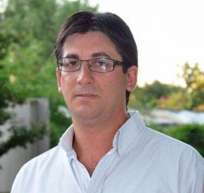 Julio Navarro también quiere ser intendente de 25 de Mayo